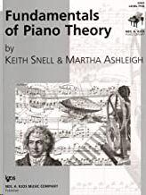 Piano Snell/Ashleigh Kjos Music Gp665. Fundamentals Of Piano Theory Vol.5