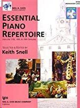 Piano +Cd Snell Kjos Gp450. Essential Piano Repertoire (Siglos Xvii-Xviii-Xix) - Nivel Preparatorio
