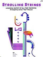Violin J.'Red'mcleod Kjos Music Gl118vn. Strolling Strings