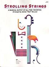 Violoncello J.'Red' Mcleod Kjos Music Gl118co. Strolling Strings