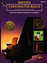 Piano + Cd Bastien Kjos Music Kp8. Christmas For Adults Vol.2