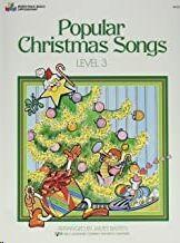 Piano Bastien Kjos Music Wp223  Popular Christmas Songs Vol.3