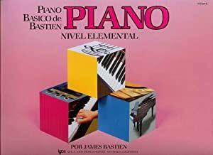 PIANO BASICO BASTIEN NIVEL ELEMENTAL WP200E