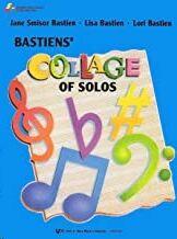 Piano Bastien Kjos Music Wp403. Bastiens Collage Of Solos Vol 3