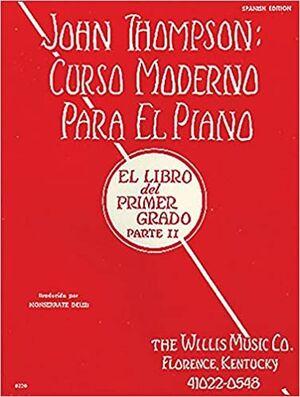 John Thompson's Curso moderno para el piano 2