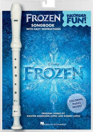 Frozen - Recorder Fun!