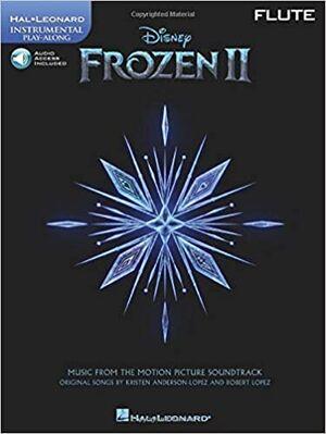 Frozen II - Instrumental Play-Along Flute