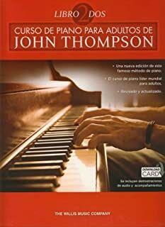 Curso De Piano Para Adultos Volumen 2