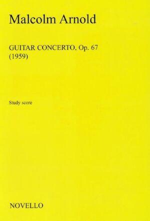 Guitar Concerto Op.67