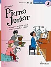 Piano Junior: Lesson Book 2 Vol. 2
