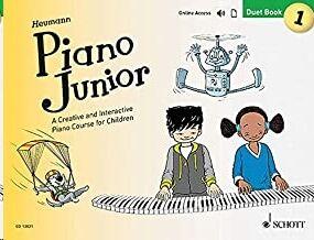 Piano Junior: Duet Book 1 Vol. 1