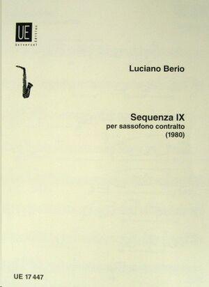 Sequenza IXb