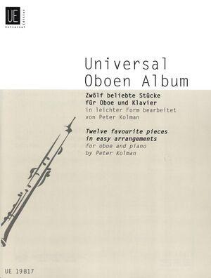 KOLMAN(arr) UNIVERSAL OBOE ALBUM
