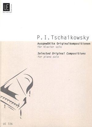 Selected Easy Original Piano Pieces