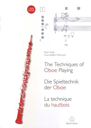 The Techniques of Oboe Playing