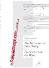 The Techniques of Flute Playing I