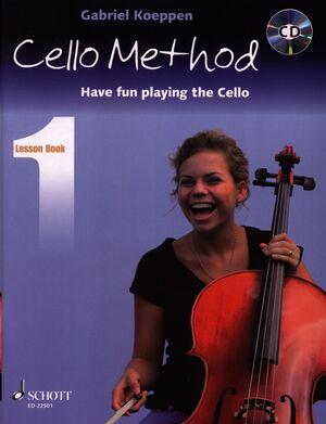 Cello Method: Lesson Book 1 Book 1