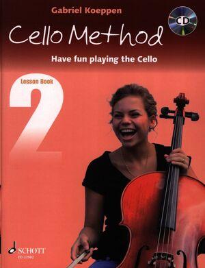 Cello Method: Lesson Book 2 Book 2