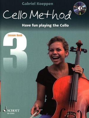 Cello Method: Lesson Book 3 Book 3