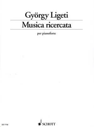 Musica ricercata