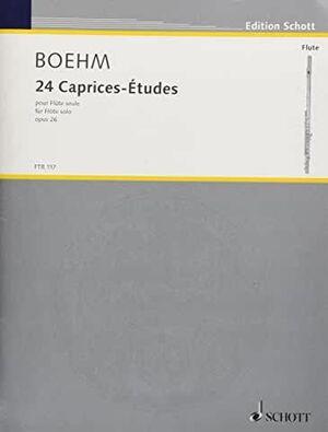 24 Caprices-Études op. 26