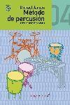Método de percusión 4 con acceso a audio