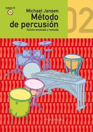 Método de percusión 2 audio online