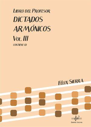 DICTADOS ARMÓNICOS 3 PROFESOR