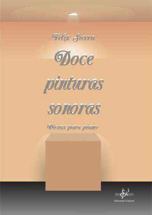 DOCE PINTURAS SONORAS