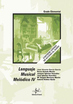 LENGUAJE MUSICAL MELÓDICO IV