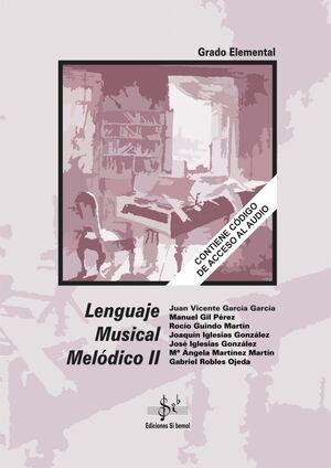 LENGUAJE MUSICAL MELÓDICO II