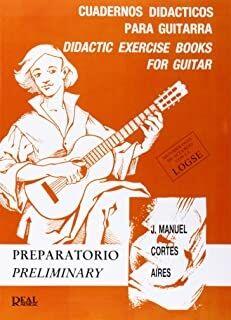 Cuadernos Didácticos para Guitarra, Preparatorio