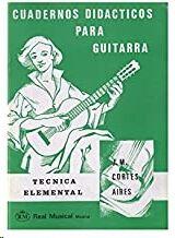 Cuadernos Didácticos para Guitarra, Técnica Elem.