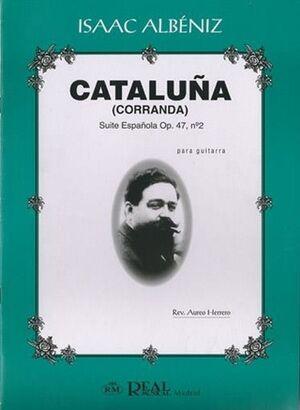 Cataluña (Corranda), Suite Española Op.47 No.2