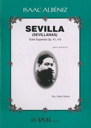 Sevilla, Suite Española Op.47 No 3