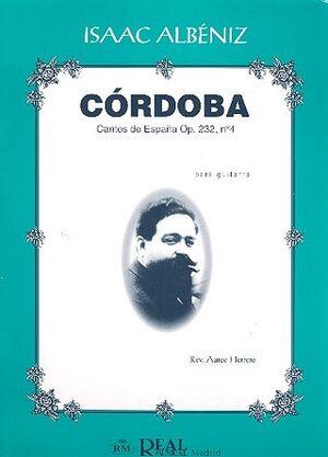 Cordoba, Cantos de España Op.232 No.4