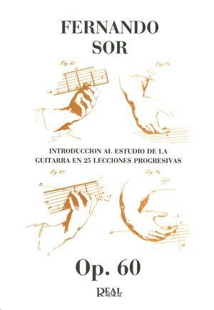Introducción al Estudio de la Guitarra, Op.60