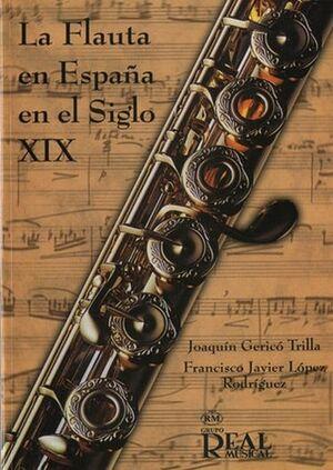 La Flauta en España en el Siglo XIX