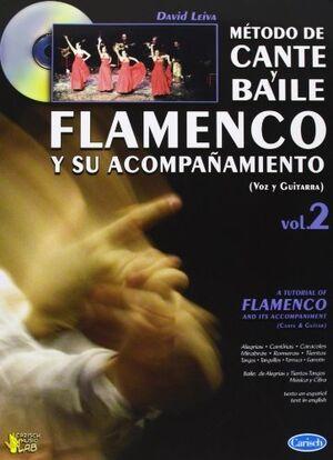 Método De Cante Y Baile Flamenco Vol 2