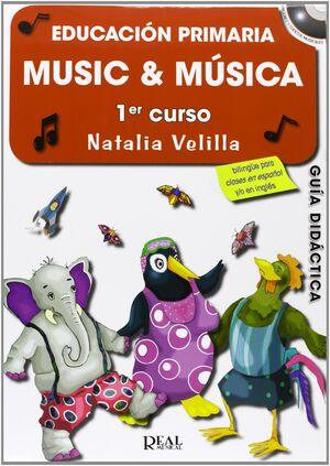Music & Música, Volumen 1, Profesor