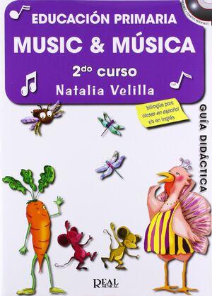 Music & Música Volumen 2 (Profesor)