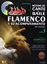Método De Cante Y Baile Flamenco Vol 3