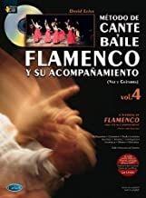 Método De Cante Y Baile Flamenco Vol 4