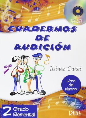 Cuadernos de Audición, 2 Grado Elemental