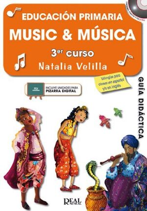 Music & Música, Volumen 3 (Profesor)