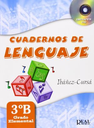 Cuadernos de Lenguaje, 3B