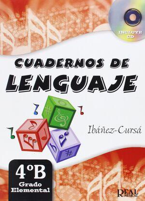Cuadernos de Lenguaje 4B