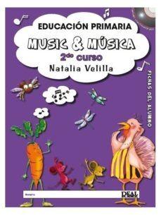 Music & Música Vol.2: Fichas del alumno
