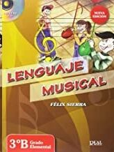 Lenguaje Musical, Grado Elemental 3b