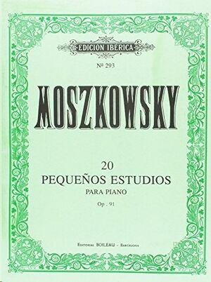 20 Pequeños estudios Op.91